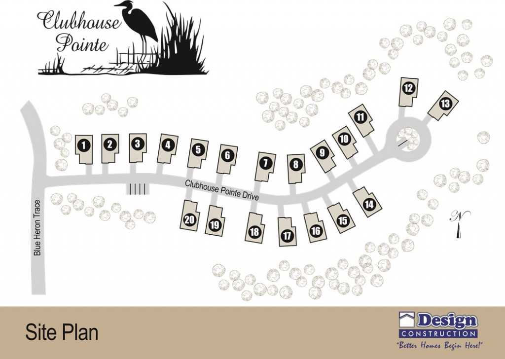 ClubhousePointe_siteplan-poster